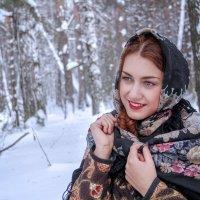 По мотивам зимних сказок :: Елена Сергеева