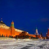 Москва,Красная площадь :: Юрий Лобачев