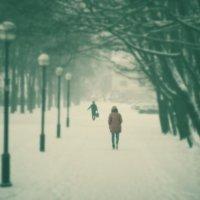 Последний снег. :: сергей лебедев