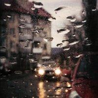 Дождливый вечер :: Сергей Форос