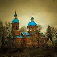 Вера существует для верующих, а не для богов........ :: Tatiana Markova