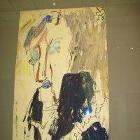Портрет поэта Велимира Хлебникова :: Маера Урусова