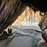 Ванильно-карамельная пещера. :: Елена Савчук