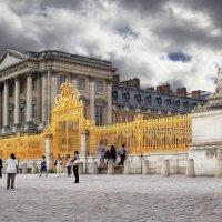 Золотые ворота Версаля... :: Cергей Павлович