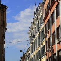 улочки и переулочки :: Олег Лукьянов