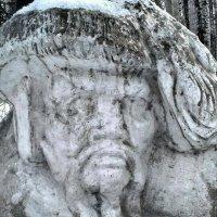 Фрагмент скульптуры хана Касима :: Николай Варламов