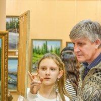 Оценка искусства. :: юрий Амосов