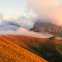 Вечер в горах :: Александр Плеханов