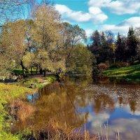 Очарование Славянки реки... :: Sergey Gordoff