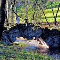 Оглянуться на Горбатый мостик... :: Sergey Gordoff