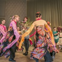 Конкурс танцевальных ансамблей. :: Евгений Поляков