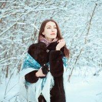 зимнее настроение :: Мария