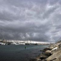 Ашкелонский порт под одеялом :: Ефим Журбин