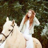 В зимней сказке :: Ксения Курилина