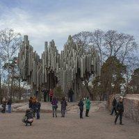 Хельсинки, парк Сибелиуса :: Игорь Николаич