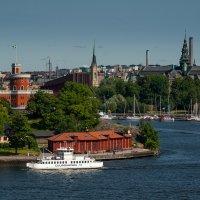 Стокгольм :: Игорь Николаич