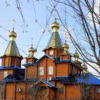 Золотые церквей купола с горделивым изяществом линий. :: Валентина ツ ღ✿ღ