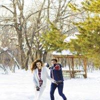 Зима :: Olga