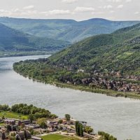 Излучина Дуная :: Борис Гольдберг