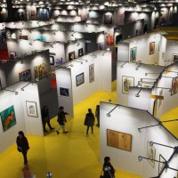 Выставка в Большом дворце в Париже :: Фотограф в Париже, Франции Наталья Ильина
