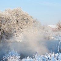 Мороз и солнце :: Яэль (Юлия Ситохова)