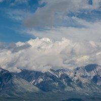 Там, за облаками :: Константин Шабалин