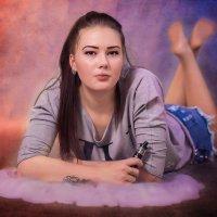 В дыму... :: Ильдар Шангараев