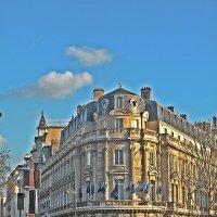 Зимний Париж ! :: Виталий Селиванов