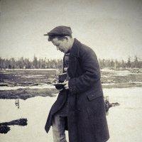 Фотограф из тридцатых прошлого века :: Николай Белавин