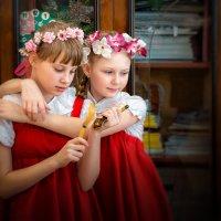 Перед школьным конкурсом ... :: Вадим Белов