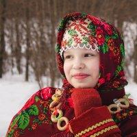 Русская красавица :: Анна Миронова