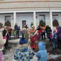 Масленица в деревне :: Дмитрий Агафонов