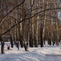 Закрытие сезона снеговиков :) :: Юрий Оржеховский