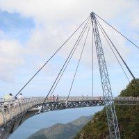 Небесный мост на острове Лангкави в Малайзии :: spm62 Baiakhcheva Svetlana