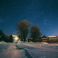 Пеновские ночи :: Татьяна Афиногенова