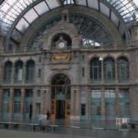 Вокзал :: симон бийман