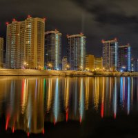 Спящий город :: Дмитрий Брошко