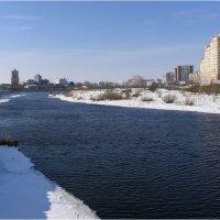 Широка река :: Александр Ширяев