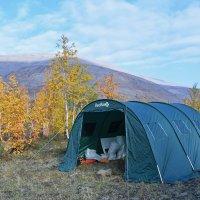 Осень в тундре :: Сергей Карцев