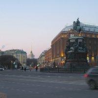 Исаакиевская площадь :: Маера Урусова