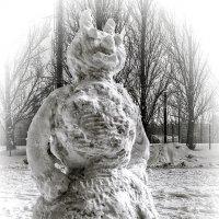Прощальный привет Зимы.... :: Елена Логачева