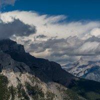В облаках :: Константин Шабалин