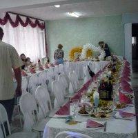 Свадебный стол готов :: Олег Афанасьевич Сергеев