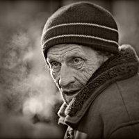 Взгляд блаженного. :: Юрий Гординский