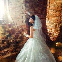 Принцесса-невеста :: Андрей Молчанов