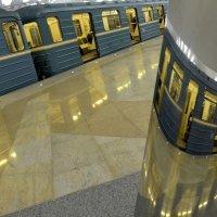 метро :: ОЛЬГА СИЗОВА