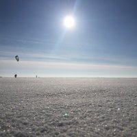 Сахарный снег :: Оксана Ярёменко