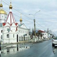 Наш провинциальный городок - Судогда. :: Алла Кочергина