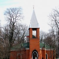 Церковь Рождества Иоанна Предтечи на Каменном острове Петербурга :: GalLinna Ерошенко