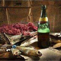 С бархатным пивом :: Lev Serdiukov